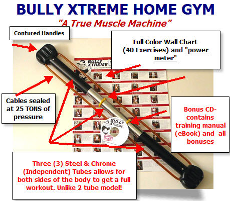 bullworker alternative bully xtreme