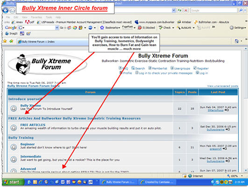 Bully Xtreme Owners Group