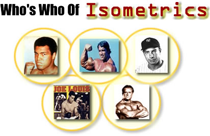 Isometric who's who